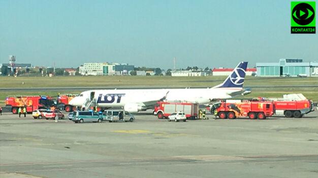 Samolot zawrócił tuż po starcie. Drugie awaryjne lądowanie na Okęciu