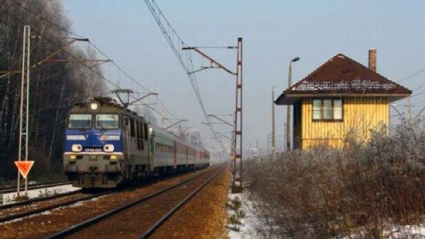 Intercity na Wszystkich Świętych Grzegorz Koclęga / PKP Intercity