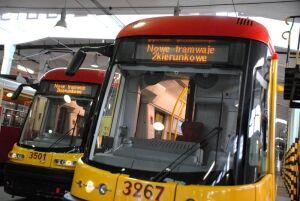 45 tramwajów Jazz Duo trafi do Warszawy