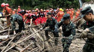 Ponad 30 ofiar śmiertelnych tajfunu Lekima