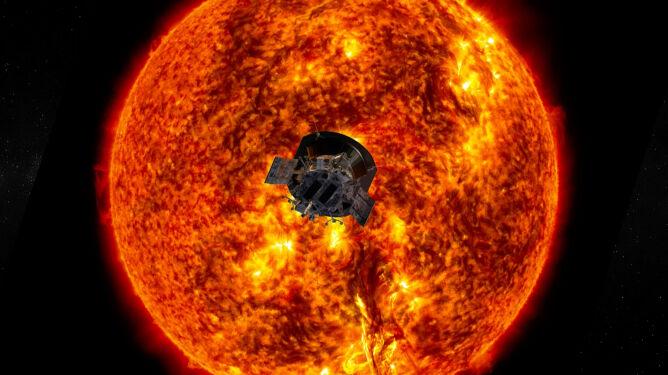 """O Słońcu wiemy coraz więcej. <br />""""Potrzebowaliśmy misji takiej jak ta"""""""