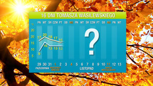 Pogoda na 16 dni: czeka nas ekspresowe ocieplenie