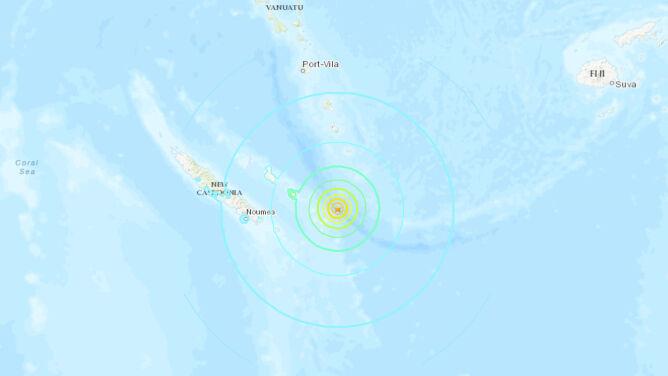 Silne trzęsienie ziemi. Ewakuacja mieszkańców zagrożonych terenów