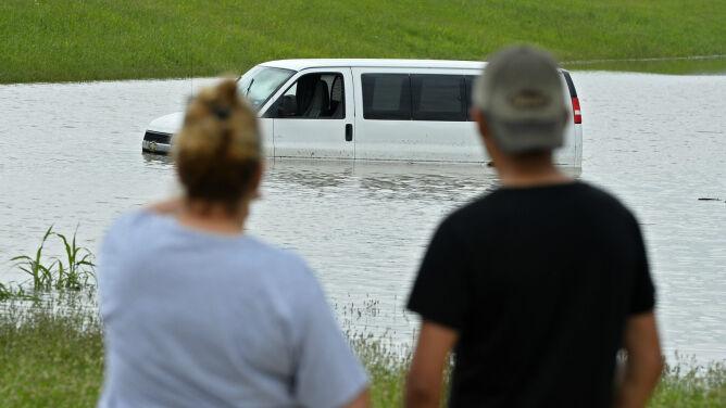 Koniec intensywnych deszczy w Teksasie. <br />Jednym zabrały życie, innym przywróciły nadzieję