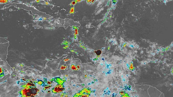 Nadciąga burza tropikalna Karen, <br />a z nią strach przed powodziami