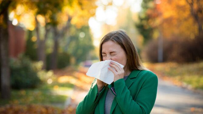 """Nadchodzi czas jesiennych alergii. <br />""""Ważne jest, aby mieć przygotowany plan"""""""