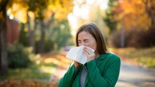 """Nadchodzi czas jesiennych alergii. """"Ważne jest, aby mieć przygotowany plan"""""""