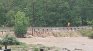 Powodzie w Ohio